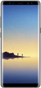سامسونج جالاكسي نوت 8 SM-N9500 شريحتين اتصال - 256 جيجا, 6 جيجا رام, جيل الرابع ال اي تي, اللون اسود