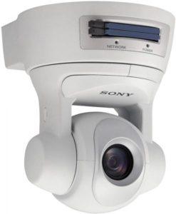 كاميرا سوني SNC-RZ30P شبكة PTZ 25X زووم بصري