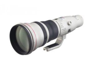 كانون إف 800 ملليمتر f / 5.6l هو أوسم سوبر تليفوتوغرافي عدسة لكاميرات كانون سلر الرقمية
