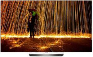ال جي 55 انش او ال اي دي تلفزيون ذكي اسود - OLED55B6D