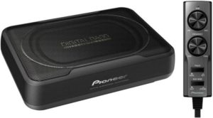 PIONEER Rectangle Subwoofer TS-WX130DA
