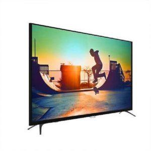 فيليبس 50 انش ليد تلفزيون ذكي اسود - 50PUT6022