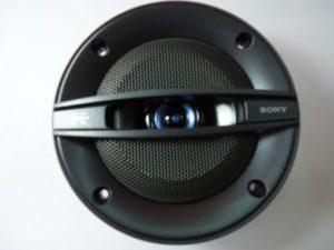 مكبر صوتي 130 وات بنطاق ترددي ثنائي من سوني
