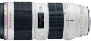 عدسات 70-200 ملم f/2.8L IS II USM كانون