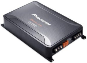 Pioneer 2400W Car Audio Mono Car Amplifier With Bass [GM-D9601]