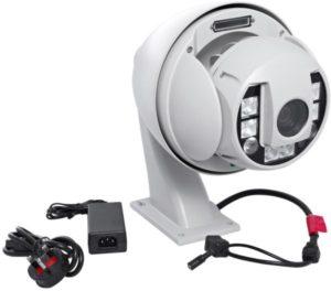 كاميرا IP ذروة كاملة HD سرعة قبة 2 ميغابيكسل في الهواء الطلق