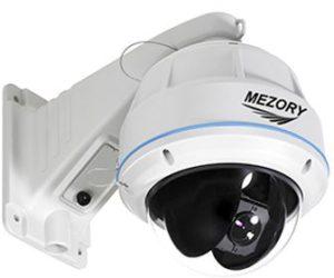 2.4 ميجا بيكسل Mezory HD-SDI 10X PTZ CCTV