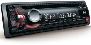 جهاز سوني، مشغل صوت CDX-G1053UR