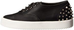 حذاء جيوسيب زانوتي للنساء RS6134، بيريل نيرو، 6 أمريكية