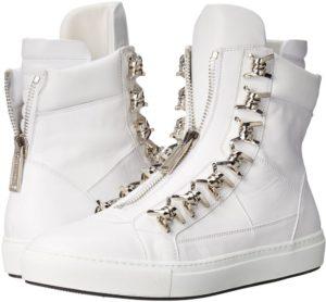 DSQUARED2 الرجال W16sn459-065-m803 أزياء حذاء، بيانكو بالاديو، 43.5 الاتحاد الأوروبي / 10.5 M الولايات المتحدة