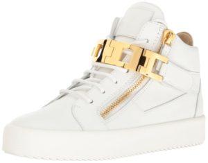 حذاء نسائي من جيوسيبي زانوتي Rs7068، أبيض، 7.5 م أمريكي