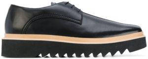 أحذية ستيلا مكارتني للرجال 484248W1dv01000 من البولي يوريثين الأسود