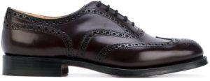 أحذية رجالية من جلد البقر Eeb0029xf0ady من براون