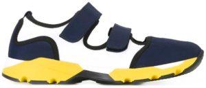 مارني نسائي Snzws01g02tcr86ziby الأزرق / أصفر أحذية رياضية