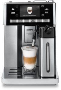 ماكينة صنع القهوة والكابتشينو ماركة ديلونجي موديلESAM6900