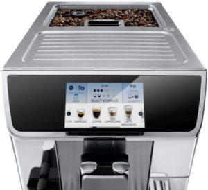 ماكينة اسبرسو منزلية ماركة ديلونجي موديلECAM 650.75.MS