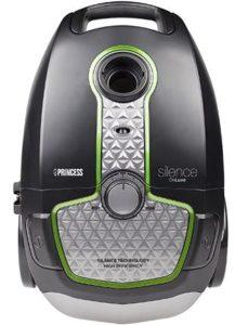 مكنسة برينسيس الكهربائية سايلنس ديلوكس 700 واط الصامتة، اسود - PRN.5000