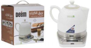 غلاية صنع الشاي من ديم كاراك، 1 لتر