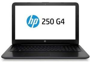اتش بي 250 G4 لاب توب - انتل كور i5-5200U، شاشة 15.6 انش، 500 جيجا، رام 4 جيجا، مايكروسوفت ويندوز 10،اللون اسود