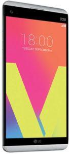 ال جي V20 - سعة 64 جيجا، رام 4 جيجا، الجيل الرابع ال تي اي، اللون فضي