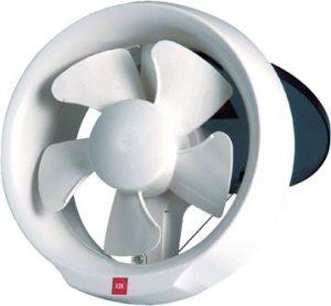 شفاط هواء من شركة كاي دي كاي ، لون ابيض - موديل 20WUD