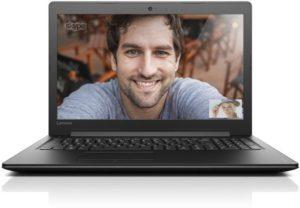 لاب توب لينيوفو ايديا باد 310 - انتل كور i5-7200U، شاشة 15.6 انش، 1 تيرا، 4 جيجا، ويندوز 10،اللون اسود