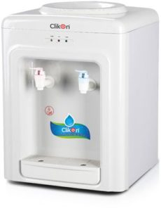 كليكون موزع مياه حار و معتدل ، ابيض ، CK4021