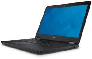 ديل E5550 لابتوب- كور اي 5 ، شاشة 15.6 انش ال سي دي ن 500 جيجا بايت اتش دي دي ، 4 جيجا رام ، دوس ، اللون اسود