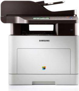 سامسونج الكترونيكس كلكس-6260FW طابعة ملونة لاسلكية مع الماسح الضوئي، ناسخة والفاكس