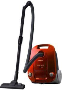 مكنسة سامسونج SC4130R الكهربائية - احمر