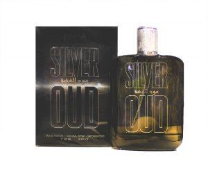 Silver Oud Eau de Parfum for Men 100ml
