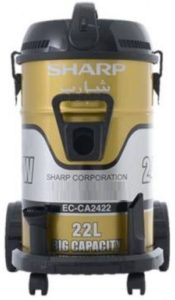 Sharp 22 Liters, 2400 Watts Drum Vacuum Cleaner - EC-CA2422-Z