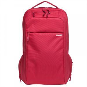حقيبة ظهر للاب توب نايلون من انكايس للرجال - لون احمر