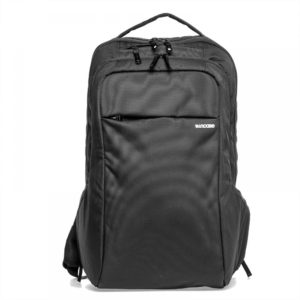 Incase CL55532 Icon Pack Nylon Backpack for Men - Black