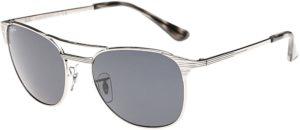 راي بان نظارات شمسية افييتور للجنسين - 3429M-55-3-R5 - 55-20-140 mm