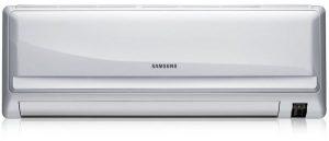 تكييف سامسونج ماكس حائطي مزود بفلتر اتش دي 18000 وحدة حرارية بريطانية / ساعة، ابيض، (AQ18UWQ)