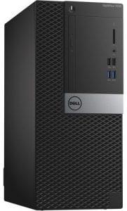 جهاز كمبيوتر ديل اوبتيبليكس 7040 ميني تاور - انتل كور i7-6700, سعة 500جيجا , 4جيجا , نظام تشغيل دوس