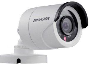 كاميرا بوليت 720p عالية الدقة بالأشعة تحت الحمراء من هيك فيجن DS-2CE16C0T-IRP