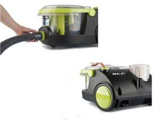 مكنسة كهربائية من إي تي سي - BORA 4000 أسودد