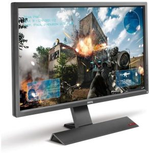 شاشة من بين كيو زوي حجم 27 بوصة مع وحدة تحكم بالالعاب الكترونية - RL2755
