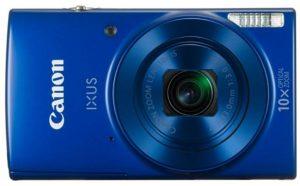 كاميرا كانون ايكسوس 180 ، 20 ميجابكسل ، 10x زوم بصري ، ازرق
