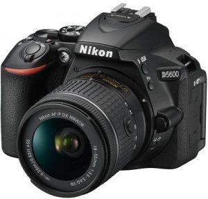 نيكون AF-P 18-55mm 3.5-5.6G عدسات في ار - 24.2 ميجابكسل دي اس ال ر