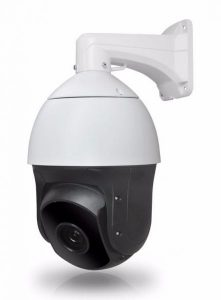 AHD PTZ Dome Cameras 6Inch 1080P AHD PTZ High Speed Dome Camera IR120M Outdoor IP66 18X Optical Zoom Lens