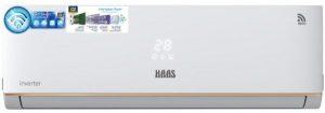 هاس مكيف سبليت انفيرتر ، 18000 وحدة ، حار وبارد ، ابيض ، HS20FE7WINV