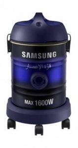 مكنسة سامسونج 20 لتر قوة الاعصار 1600 واط SW7539 ازرق