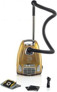 سينكور مكنسة كهربائية مسطحه، 4.5 لتر، 900 واط، SVC900