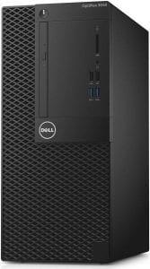 Dell OptiPlex 3050 Desktop PC - Intel Core i3-7100/ 4GB RAM/ 500GB HDD/ DOS