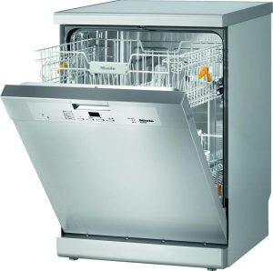 مييل، غسالة صحون 60 سم من الستانلس ستيل برف لادوات المائدة 14 نظام G 4203 SC ss