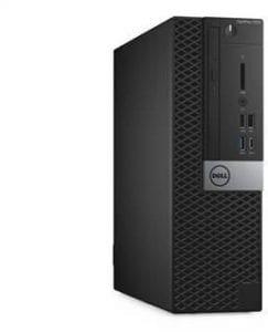 كمبيوتر مكتبي ديل اوبتبلكس 7050 كور اي7 الجيل السابع-4 جيجا ذاكرة عشوائية-500جيجا هارد ديسك