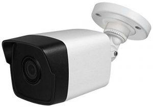 كاميرة مراقبة رقمية من ايه ان اس بي او ASP-AHD7012 ، اسود